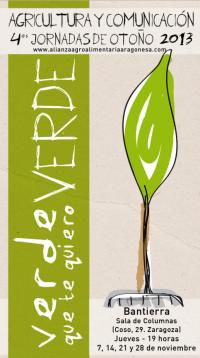 IV Jornadas de Otoño Verde que te quiero verde