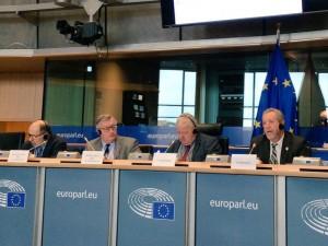 paco en el parlamento europeo